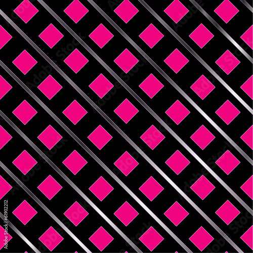 Pink Tile background