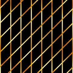 Metallic tile background with diagonal stripes