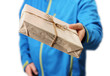 Mail package delivery