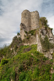 Castle ruins in Pfeffingen, Canton Baselland, Switzerland