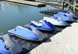 Leinwandbild Motiv Jet Ski for rent