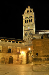 Mudejar Cathedral of Santa Maria, Teruel (Spain)