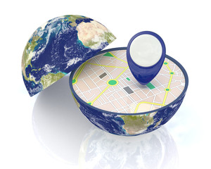 concept of gps
