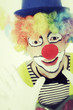 Lachender Clown
