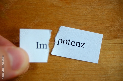 Im-potenz