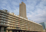 Barbican estate in London