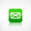 Letter icon. Email message. Sms.