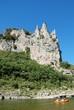 Leinwanddruck Bild - cathedral - Ardèche