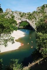 Pont d' Arc, Ardèche, France