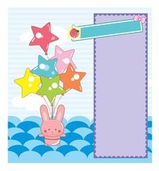 scrapbook-coelho-balão