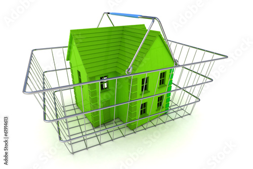 Buying a House Concept