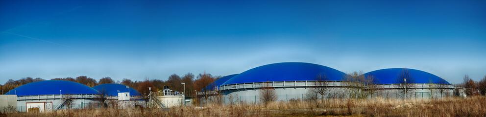 Biogas Biogasanlage Gas Bioenergie