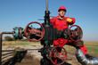 The Oilfield Worker.