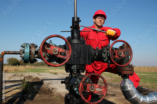 The Oilfield Worker.