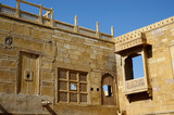 Hindu architecture of Jaisalmer fort, unesco heritage