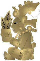 Maya - Yum Kaax - Gold