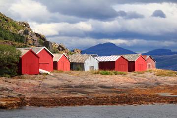 Old Naustet of fugløya