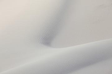 Sand desert dunes of Socotra island