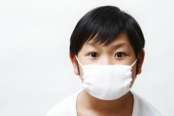 マスク 子供 風邪
