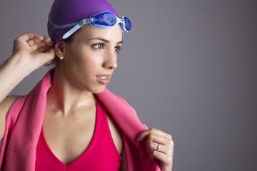 Natación femenina