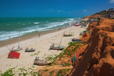 Canoa Quebrada Beach