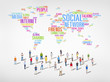 Social Networking Connecting People around the World