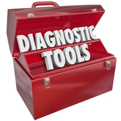 Diagnostic Tools Toolbox Repair Problem Fix Solution Words