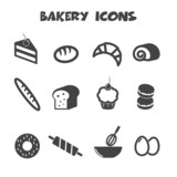bakery icons