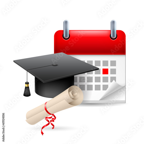 Education time icon