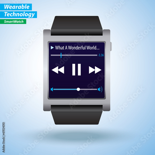 Music on SmartWatch
