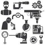 industrial engineering, industrial tools