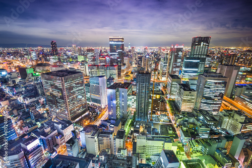 Osaka, Japan - 61924885