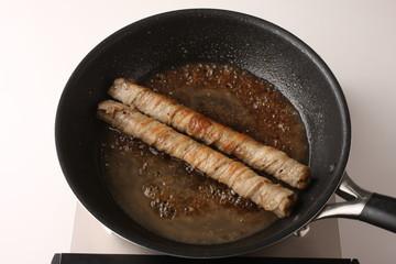 ごぼうの肉巻き   burdock    meat
