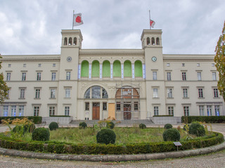 Hamburger Bahnhof in Berlin