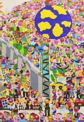 Wir sind das Volk - DDR Geschichte - Wandmalerei