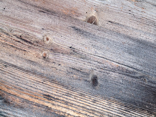 detail of aged  diagonal wooden planks