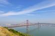 25 de Abril Bridge in Lisbon - 61938063