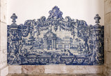 18th c. Portuguese Blue Tiles (Azulejos)