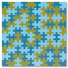 puzzle tricolore