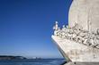 Leinwanddruck Bild - Padrao dos Descobrimentos, Lisbon