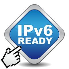 IPV6 READY ICON
