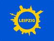 Karte Skyline Leipzig