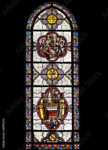 Zdjęcia na płótnie, fototapety, obrazy : stained glass