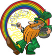 Pot-o-Gold Leprechaun