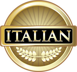 Italian Gold Label
