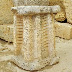 Hagar qim,Mnajdra,aerchological site on island Malta
