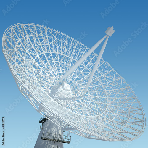 giant radio telescope