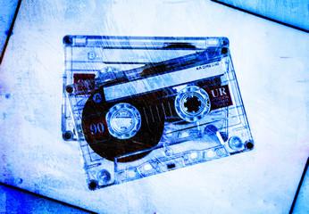 grunge cassette music