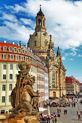 elegant Dresden, Germany