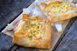 Tasty cheese pie